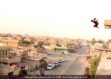 ISIS allegedly kills another gay man by throwing him off roof