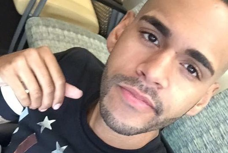 Pulse survivor takes his first unassisted steps since the shooting