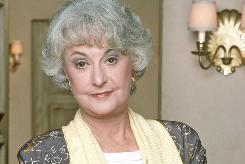 Golden Girl: Bea Arthur's shelter for homeless LGBT youth will open in 2017