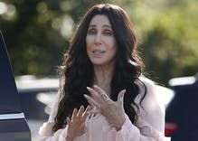 Cher hits gay hotspots trifecta campaigning for Hillary Clinton