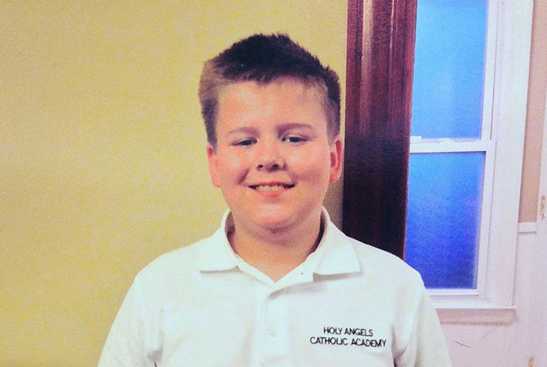 NYC Catholic school sidesteps blame for bullied teen's suicide