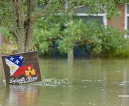 God's wrath? Flood destroys Tony Perkins' home
