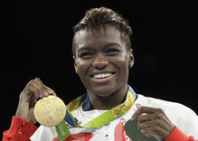 Bisexual British boxer Nicola Adams defends title winning gold at Rio