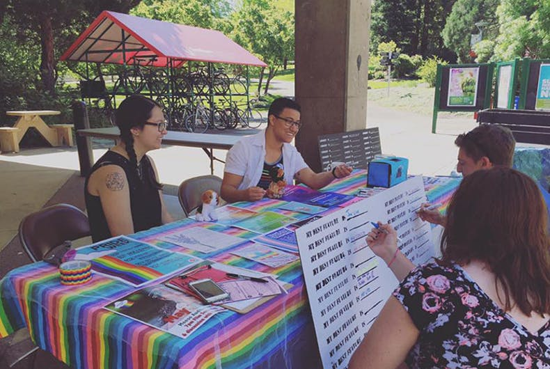 Which American colleges have the most LGBTQ-friendly campuses?