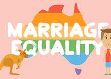 Gay senator opposes Australian plan for marriage equality