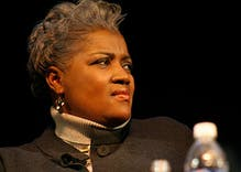 Donna Brazile tears into Trump and Rubio over Orlando antigay speeches
