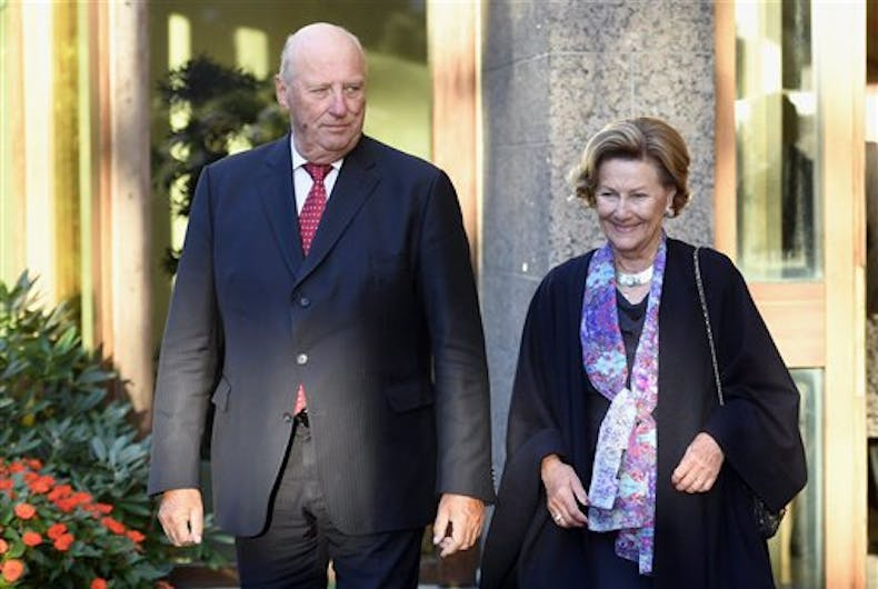 Watch: King of Norway's incredible speech on gay rights goes viral