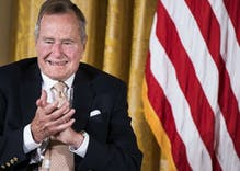 George H. W. Bush blew GOP's last chance to abandon anti-LGBTQ extremism