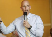 Gay congressional candidate's sisters say he is 'unfit to serve'