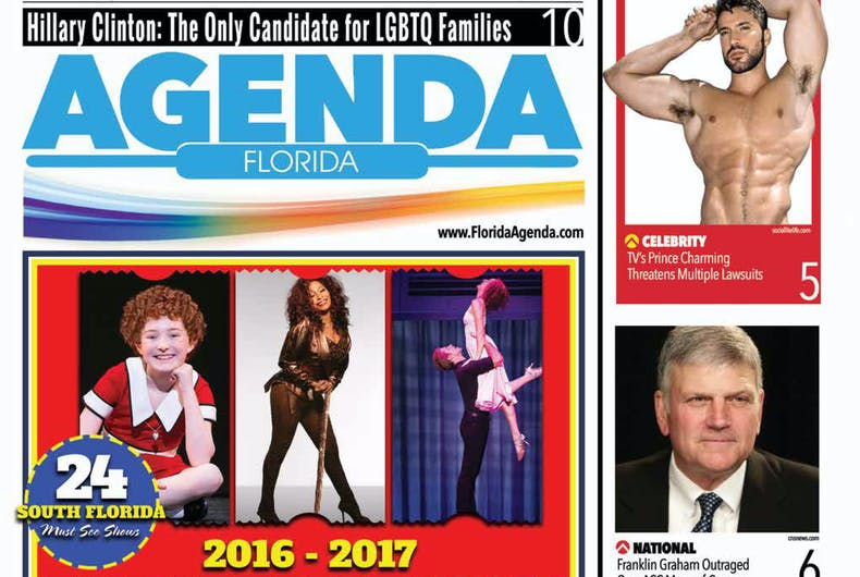 Multiple LGBT news outlets fold as parent company's assets seized by court