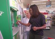 WATCH: Ellen DeGeneres and Michelle Obama cause mayhem in a CVS together