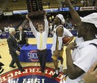 Southern Conference doesn't want to 'punish' N.C., so won't pull championships
