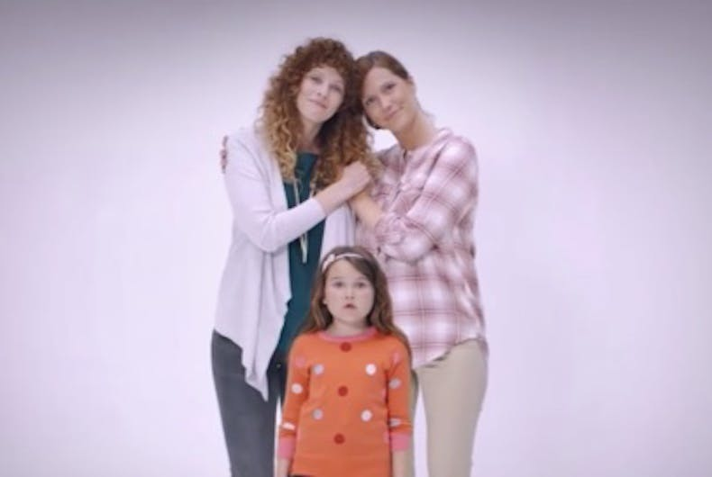 Adorable new Israeli Nissan commercial asks 'Who's to say what a family is?'