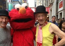 Ian McKellen and Patrick Stewart just gave the gayest interview ever