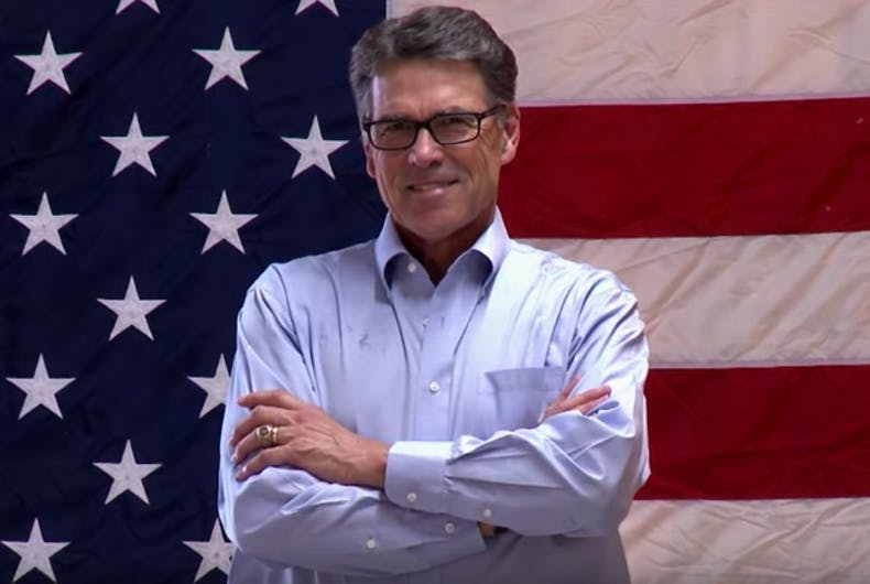 Rick Perry's performance on Dancing With The Stars was as bad as you'd expect