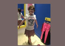 Boy who wanted to try on skirts found 'Justice' in this North Carolina store