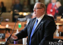 Anti-gay Nebraska senator refuses to resign after cybersex scandal