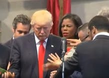 Televangelists say they'll activate '100,000 prayer warriors' to help Trump win