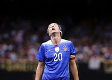 Abby Wambach: I abused alcohol and prescription drugs for years
