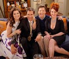 Take a look behind the scenes of the new Will & Grace reboot
