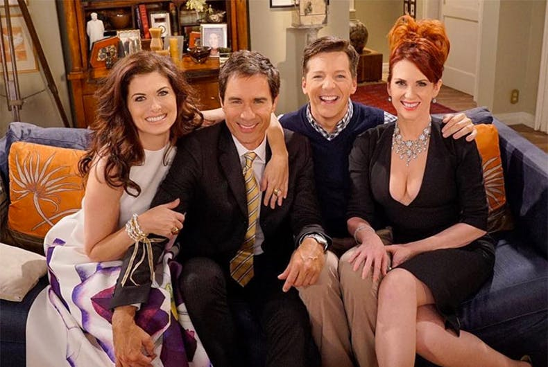 Megan Mullally: 'Very good chance' Will & Grace revival is happening