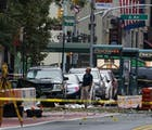 New York City bombing suspect in custody after police shootout