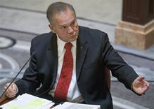 After suspension, what's next for Alabama's former Supreme Court chief justice?