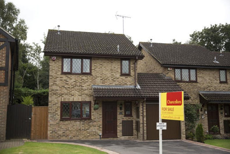 Cupboard included: Harry Potter's house is up for sale in London