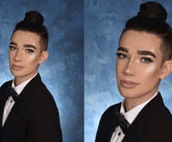 High school senior's fierce yearbook photo goes viral