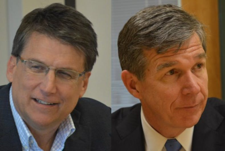 Did the NCAA and ACC just decide North Carolina governor's race?