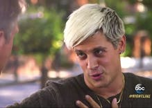 'Nightline' host to gay editor Milo Yiannopoulos: 'You're an idiot'