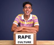 Watch out actor Dylan Marron explain rape culture with humor