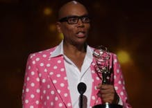 RuPaul wins first Emmy for Drag Race