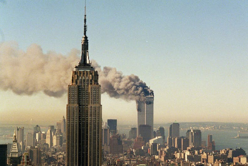 I was working as a flight attendant on September 11 when the terrorists attacked