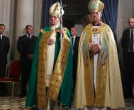 Holy church combo! Catholic-Anglican merger stymied by same-sex marriage divide