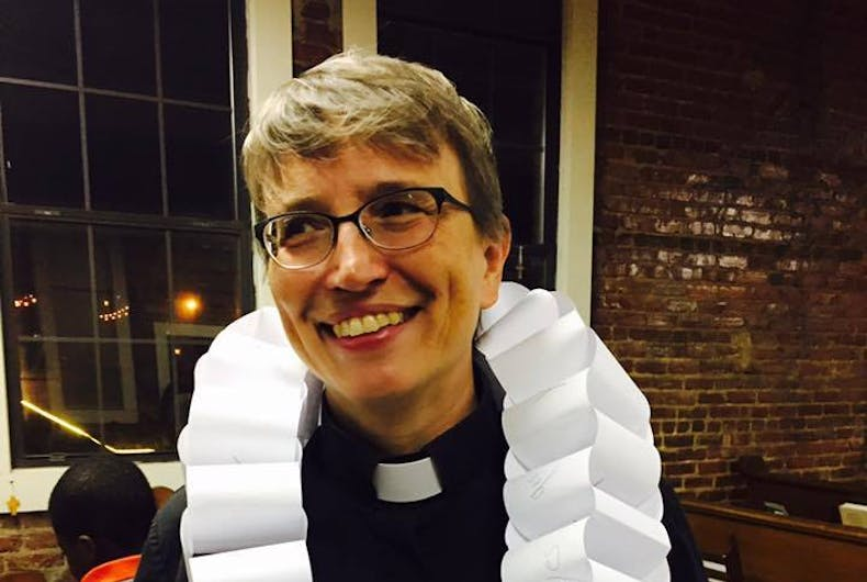 Alabama church elects lesbian pastor with a message of inclusion
