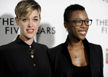 'Orange is the New Black' star Samira Wiley, writer Lauren Morelli get engaged