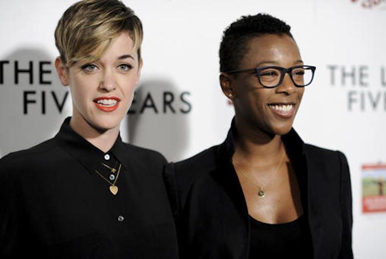 'Orange is the New Black' star Samira Wiley, writer Lauren Morelli get engaged