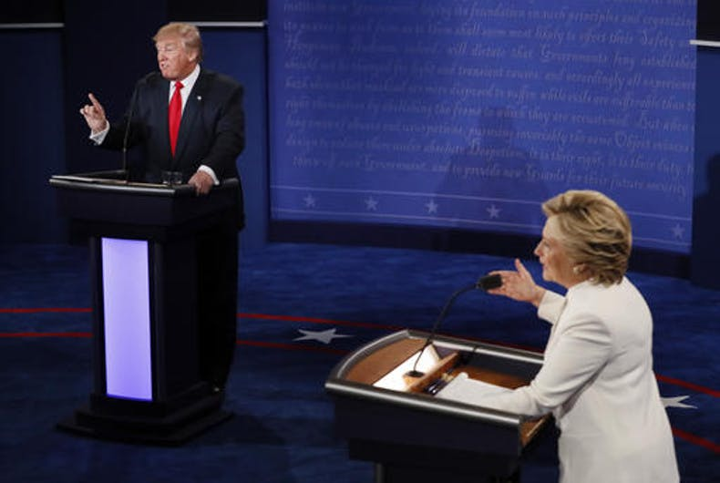 The 2016 presidential campaign put the 'ugh' in ugly