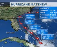 Christian extremist: Hurricane Matthew is God's wrath for upcoming Orlando Pride