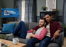 Ikea ad features mixed race gay couple living the 'real' American Dream