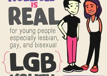 CDC graphic on LGB youth violence sparks debate about trans inclusion