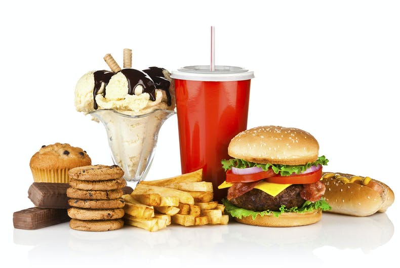 Cheesy study claims fast food & too little sleep can make you gay