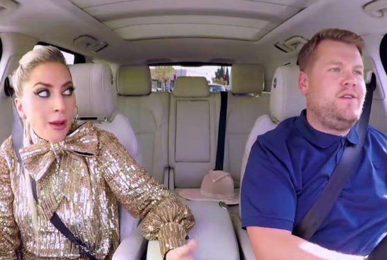 Best one yet: Lady Gaga kills it on James Corden's carpool karaoke