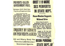 McCarthyism, the Lavender Scare, and the fight for full LGBT equality