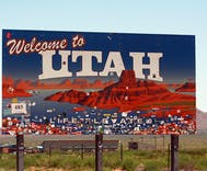 LGBT rights were a major topic in Utah's senate race debate last night