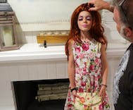9-year-old boy becomes Bob The Drag Queen for Halloween with help from gay uncle