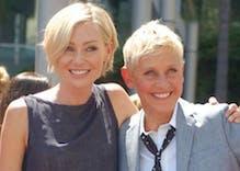 Ellen DeGeneres opens up on marriage to 'best friend' Portia de Rossi