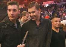 Watch: Gay couple at Donald Trump rally explain their support