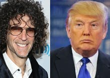 Does Howard Stern deserve some credit for sinking Donald Trump's campaign?